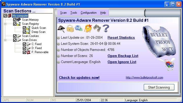 Download Spaware Free Adware
